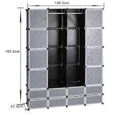 rangement placard chambre armoire meuble de rangement placard avec le coffret de chaussures