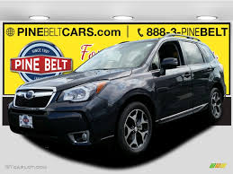 subaru forester touring 2016 2016 dark gray metallic subaru forester 2 0xt touring 106479144