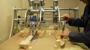 Cnc Wood Carving Machine Uk by Http Www Clone4d Co Uk This Video Demonstrates The Carving Of A