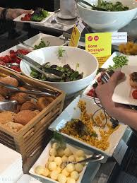 Gluten Free Buffet by What It U0027s Like To Attend The Ted Talks Where Attendees Pay