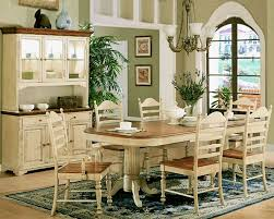 winners only cottage honey buttermilk dining set wo dc4296hbs