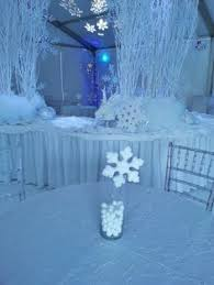 Winter Party Decorations - wonder land party winter wonderland christmas party marriott