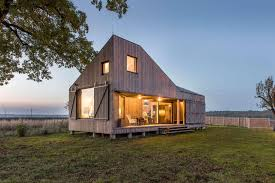 Small Energy Efficient Homes by Low Energy Wooden House