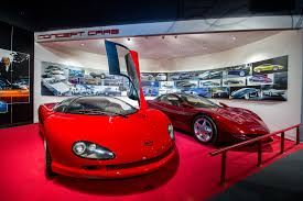 where is the national corvette museum located the hotel sync bowling green kentucky boutique hotel