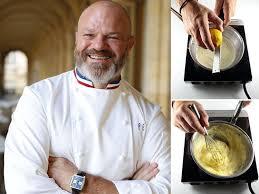 livre cuisine philippe etchebest recette en photos de la crème chiboust par philippe etchebest