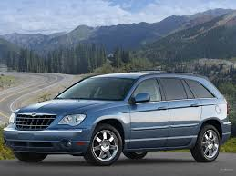 chrysler pacifica history photos on better parts ltd