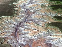 Map Of Grand Canyon Grand New View Of The Canyon Image Of The Day