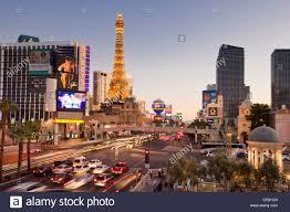 Hotel Map Las Vegas Strip by Las Vegas Strip Sunset Stock Photos U0026 Las Vegas Strip Sunset Stock