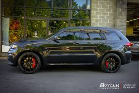 jeep srt rims jeep cherokee srt 8 with 22in savini bm12 wheels exclusively from