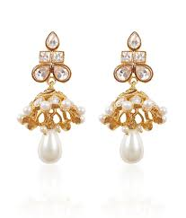 fancy jhumka earrings rajwada arts fancy jhumka buy rajwada arts fancy jhumka online