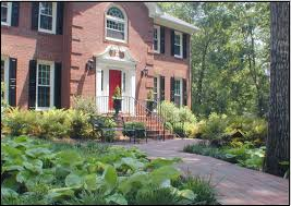 Traditional Home Style Home U0026 Garden Design Works With House Style To Create Impressive