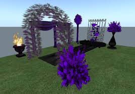 Beautiful Marriage Wishes Second Life Marketplace Dark Wedding Wishes Purple Set Boxed
