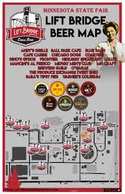 State Fair Map Mn Lift Bridge Brewery Lift Bridge Brewery Blog