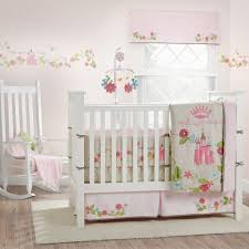 Pink Nursery Bedding Sets by Princess Crib Bedding Always Trends Home Inspirations Design
