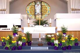 church decorations for easter easter church decorations free large images church floral