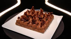 recette de cuisine de christophe michalak crémeux chocolat croustillant tuile café et noix kolačići