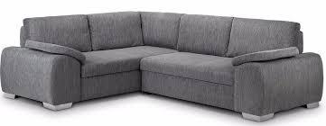 grey fabric corner sofa enzo left hand fabric corner sofa bed kc sofas