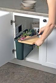 under sink trash can door mount 25 best under sink bin ideas on