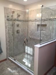 Connecticut Shower Door Classic Mirror And Glass Frameless Shower Solutions