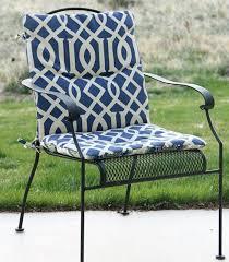 galette de chaise de jardin galette de chaise exterieur coussin chaise jardin galettes de