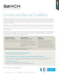 Groupon Cinetopia by National Cinema Network Calinflector