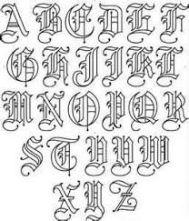 best 25 old english tattoo ideas on pinterest old english old