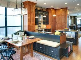 black kitchen table with bench stunning design corner dining also