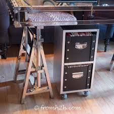Industrial File Cabinet Best 25 Industrial Filing Cabinets Ideas On Pinterest Desk With