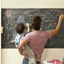 popular chalk board kids buy cheap chalk board kids lots from 45cm 200cm removable blackboard wall stickers waterproof chalk board chalkboard wall sticker home diy decorations