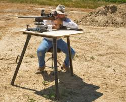Plans For A Shooting Bench The Absolute Best Portable Shooting Bench Dave Campbell Outdoors
