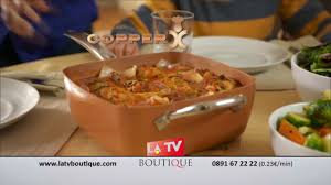 cuisine tv recettes vues à la tv copper chef vu à la tv boutique