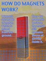 Meme Magnets - how magnets work meme guy