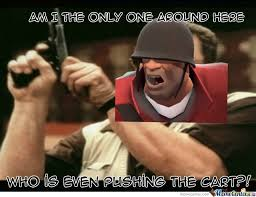 Lebowski Meme - angry tf2 soldier the big lebowski by houdini72 meme center