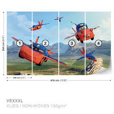 wall mural photo wallpaper xxl disney cars planes air mater 317ws wall mural photo wallpaper xxl disney cars planes