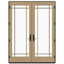 Brown Patio Doors 72 X 96 Patio Door Patio Doors Exterior Doors The