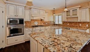 giallo fiorito granite with oak cabinets granite ready 2 go cabinets