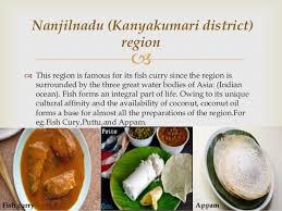cuisine by region tamil nadu cuisine