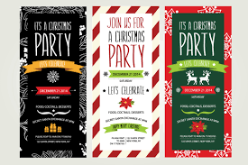 lovely holiday party invitation templates publisher features party