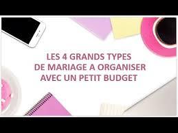 mariage petit budget les 4 grands types de mariage à organiser avec un petit budget