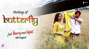 Seeking Episode 7 Song Of Butterfly Song Jab Harry Met Sejal Shah Rukh Khan