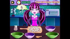 monster high halloween monster high halloween pizza hd full game youtube