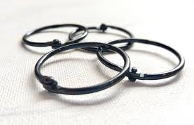 black binder rings images Black binder rings snap rings bindery rings card rings etsy jpg