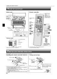 mitsubishi msz ge22va user manual