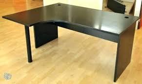 bureau angle noir bureau d angle ikaca bureau angle ikea ikea bureau angle bureau