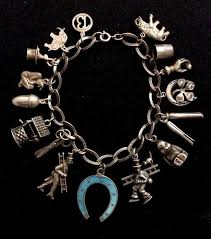 bracelet lucky charm images 180 best lucky pigs vintage charms bracelets images on jpg