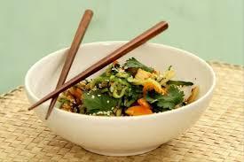 recette de cuisine au wok recette de wok de légumes cuisinés au tofu facile et rapide