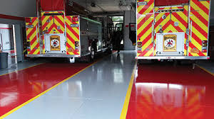 more to apparatus floor finishes than on the surface apparatus