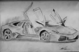 lamborghini sketch easy sameer pimplkar drawing