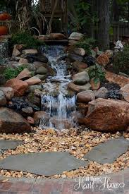 Backyard Waterfall 8 Best Backyard Waterfalls Images On Pinterest Backyard