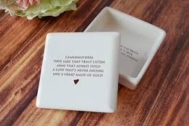 wedding gift grandmother gifts grandmother of